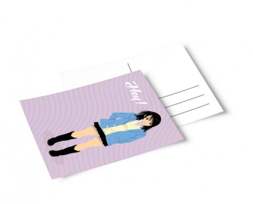 Postal Hey - Igor Marques