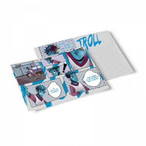 Postal Troll - Donisete Lemos