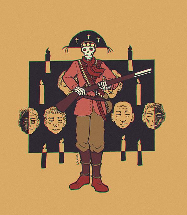 Cangaceiro fantasma - Lúcio Guimarães
